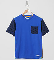 adidas Originals Blue Pocket T-Shirt