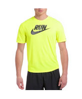 Men's Challenger Swoosh Running Top