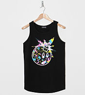 The Hundreds Splat Adam Vest