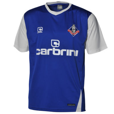 Carbrini Oldham Athletic Home Shirt 2010/11