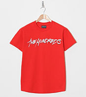 The Hundreds Marker Letters T-Shirt