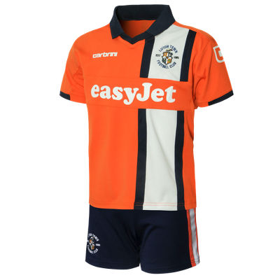Carbrini Luton Town Home Kit 2011/12 Childrens