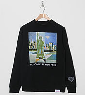 Diamond Supply Life Sweatshirt