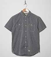 Vans Short Sleeved Guilder Dots Shirt