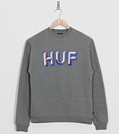HUF Diction Sweatshirt