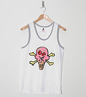 ICECREAM Cones Bones Vest