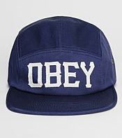 Obey Stadium 5 Panel Cap