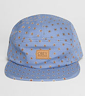 Obey Stately 5 Panel Cap