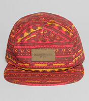 Obey Marrakesh 5 Panel Cap