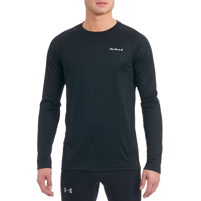 PETER STORM Mens Tech Long Sleeve Crew T-Shirt product image