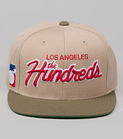 The Hundreds Team 2 Snapback Cap