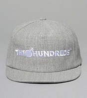 The Hundreds Bar Logo Snapback