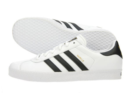 Gazelle Logo By Adidas Originals