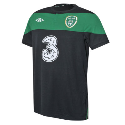 Umbro Republic of Ireland Away Shirt 2011/13