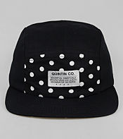 Quintin Polka Dot 5 Panel Cap
