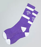 Diamond Supply Rock Sport Sock
