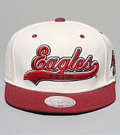 Mitchell & Ness Boston Eagles Snapback Cap