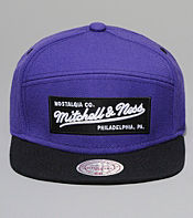 Mitchell & Ness Two Tone 6 Panel Snapback Cap - size? exclusive