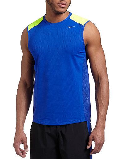 Sphere Tech Sleeveless T-Shirt
