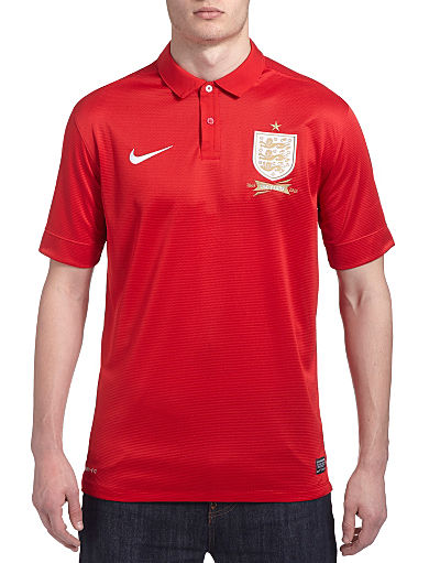 Nike England 2013/14 Away Shirt
