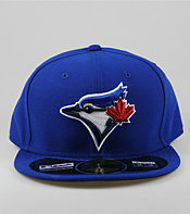New Era MLB Toronto Blue Jays 59 Fifty Fitted Cap
