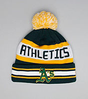 New Era Jake Authentic Athletics Bobble Hat