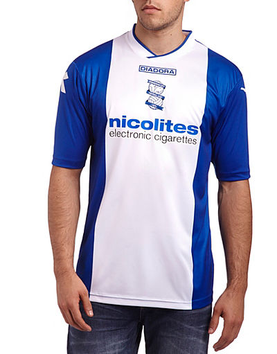 Diadora Birmingham City 2013/14 Home Shirt
