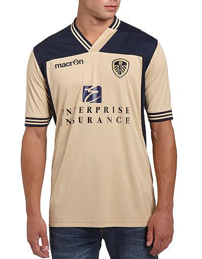 Macron Leeds United 2013/14 Away Shirt