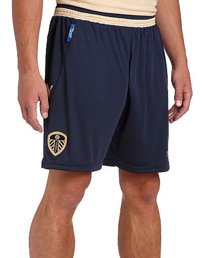 Macron Leeds United 2013/14 Away Shorts
