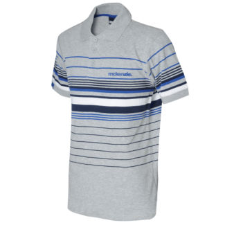 McKenzie  Newcastle Stripe Polo Shirt