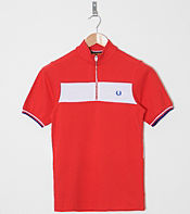 Fred Perry Bradley Wiggins Panel Cycle Polo