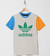 adidas Originals Blue Suldadye Trefoil T-Shirt