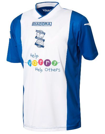 Buy Diadora Birmingham City 2013/14 Junior Home Kit