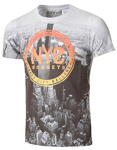 Birds Eye New York T-Shirt Junior