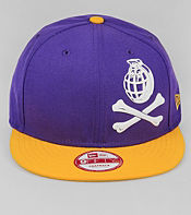 Trainerspotter x New Era Snapback Cap