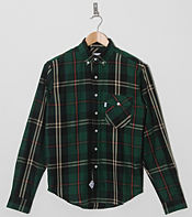 Durkl Long Sleeved Wheaton Plaid Shirt