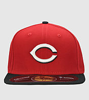 New Era Authentic Cincinnati Reds 59FIFTY Snapback Cap