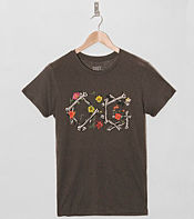 Obey Thrift Bonegarden T-Shirt