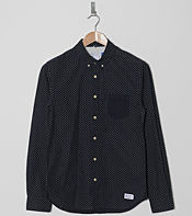 adidas Originals Blue Triangle Long Sleeved Shirt
