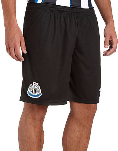 Puma Newcastle United 2013/14 Home Shorts