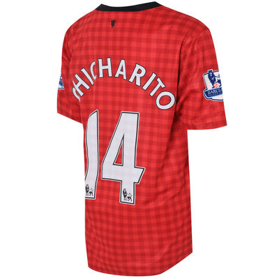 Nike Manchester United Home Shirt Chicharito