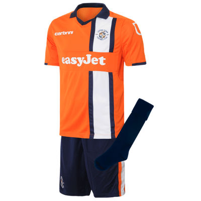 Fila Luton Town Home Kit 2012/13 Childrens