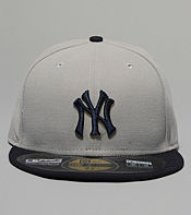 New Era MLB Authentic Retro NY Yankies 59FIFTY Fitted Cap