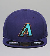 New Era Authentic MLB Arizona Diamondbacks Retro Cap