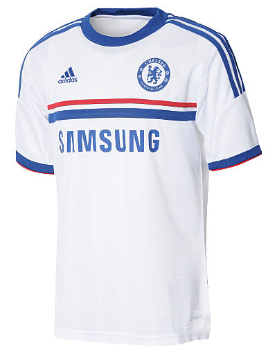 adidas Chelsea 2013/14 Junior Away Shirt