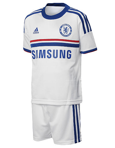 adidas Chelsea 2013/14 Infant Kit