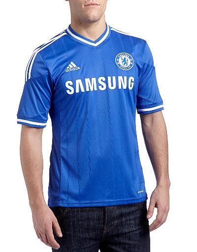 adidas Chelsea Home Shirt 2013/14