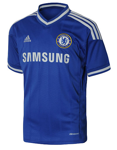 adidas Chelsea Home Shirt 2013/14 Junior