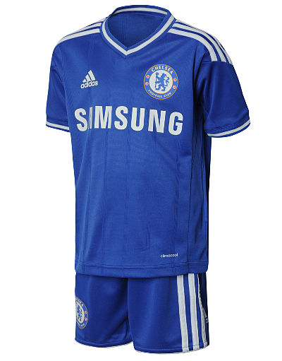adidas Chelsea 2013/14 Childrens Home Kit