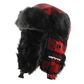 Carbrini Barber Lumberjack Trapper Hat